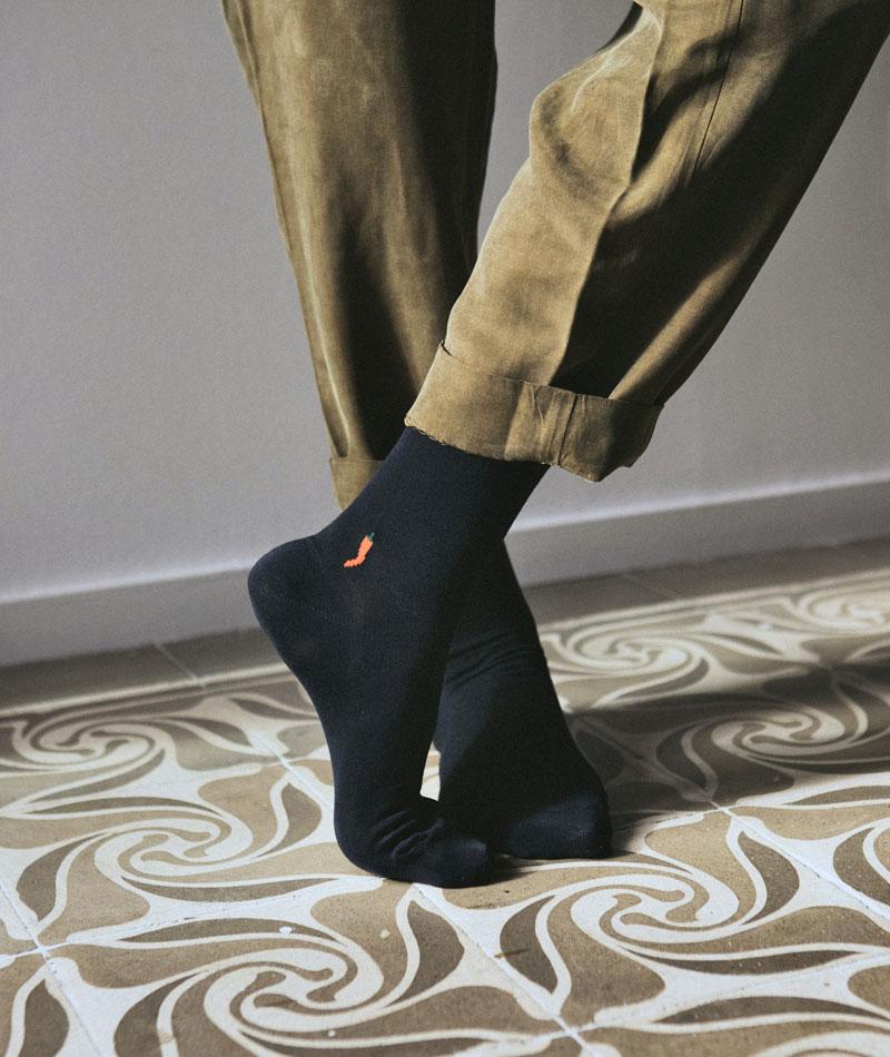 calcetines 100% algodón calzefratelli
