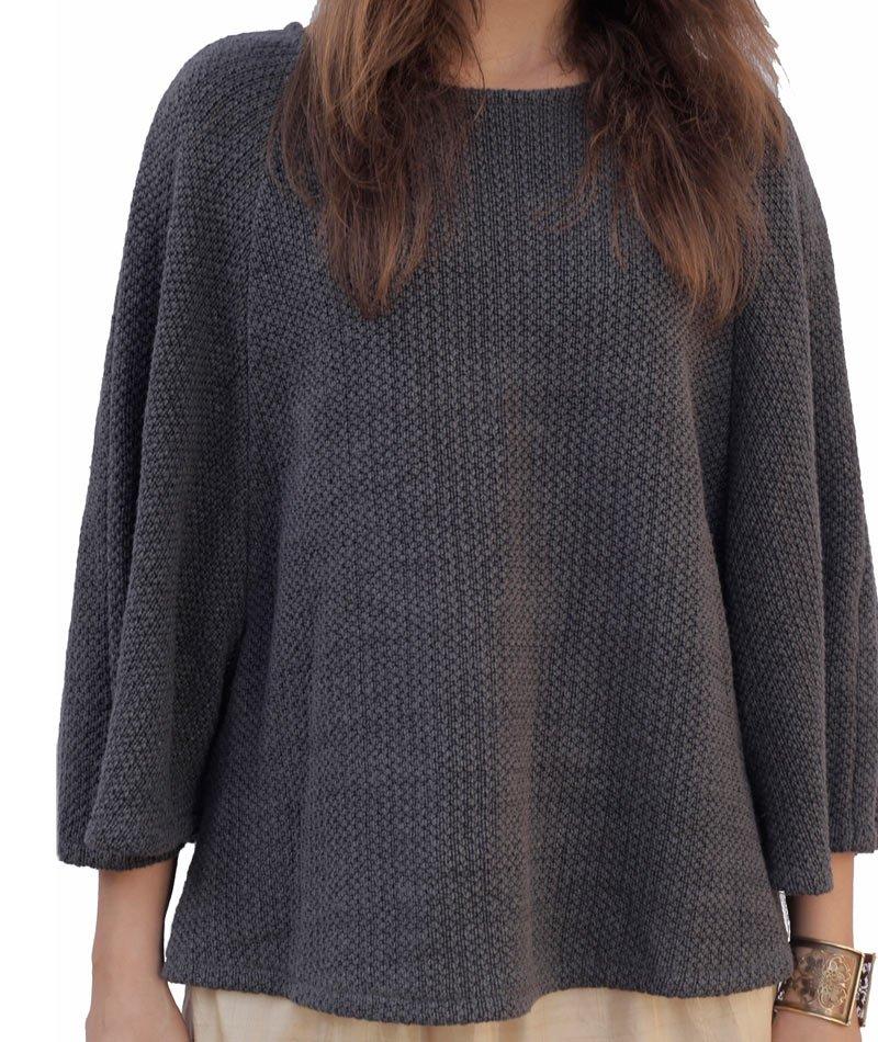 jersey de cáñamo ecológico fabricado en Barcelona