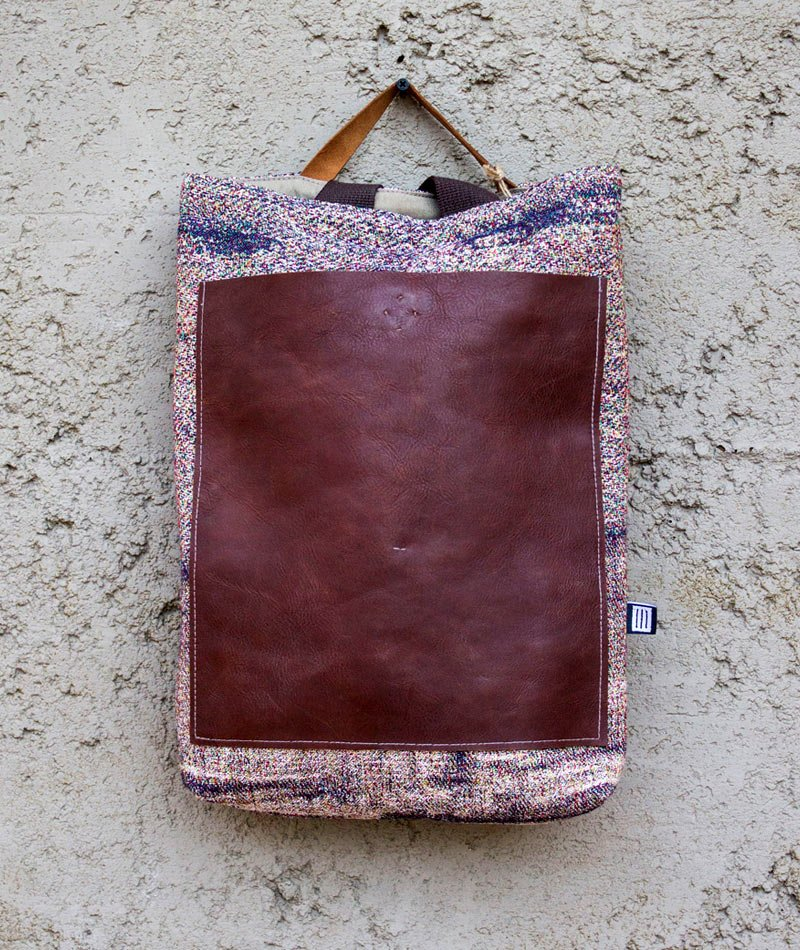 bolso hiroba upcycling waste coba complements para The Goood Shop