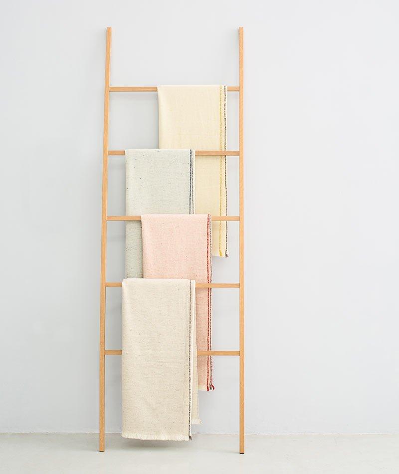 manta 100% lana merinos ecológica teixidors
