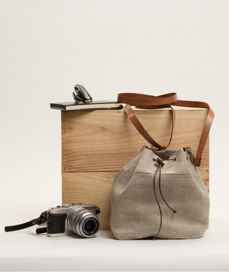bolsa lino rustico tatin bags