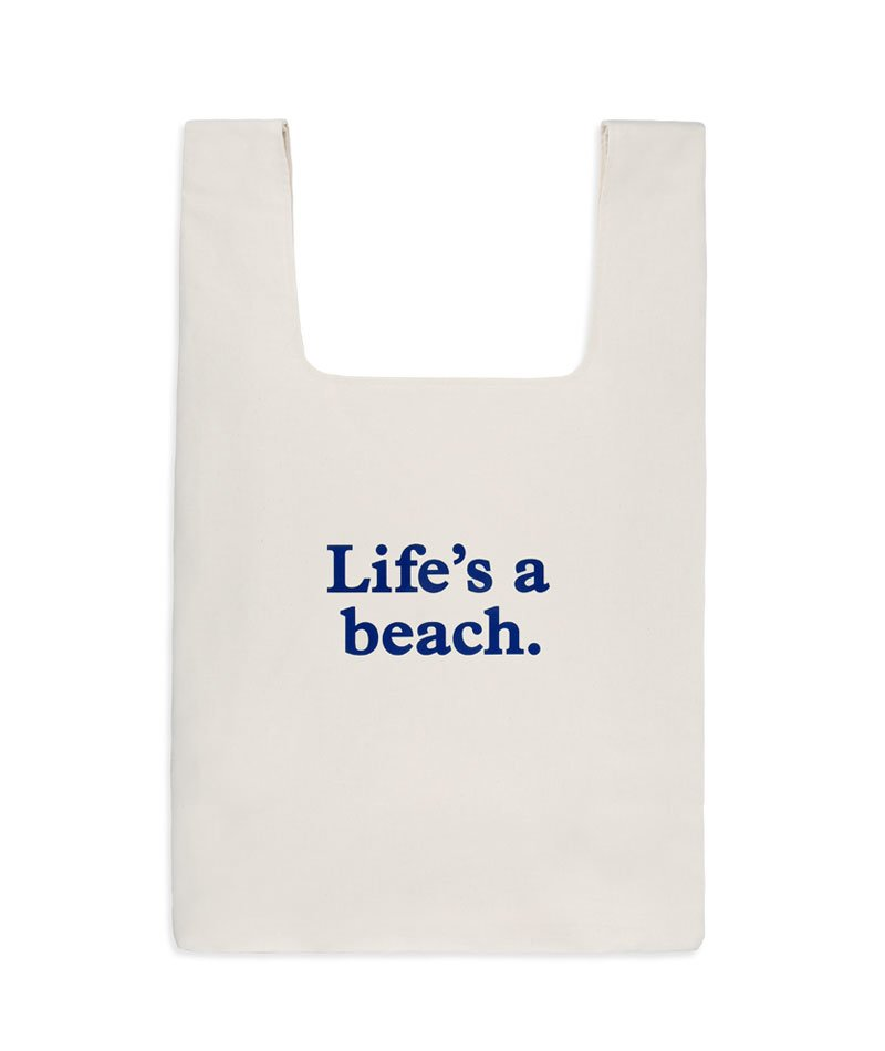 bolsa algodón playa Bassal