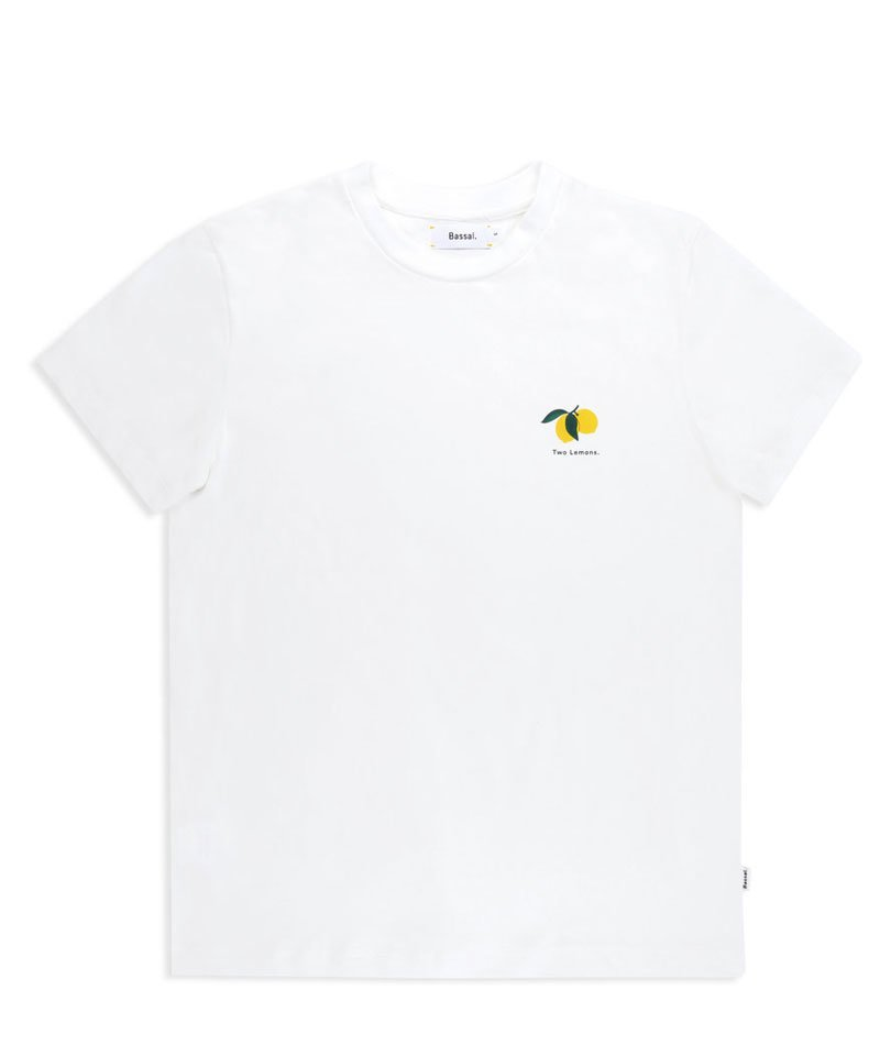 camiseta bassal two lemons