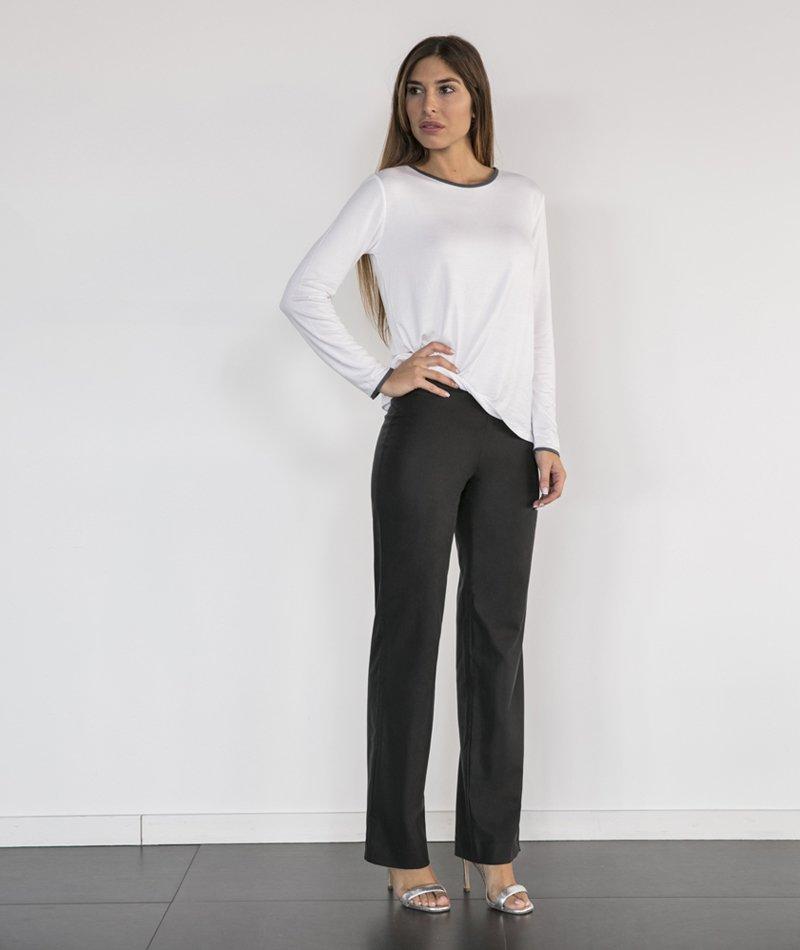 pantalón clásico sostenible