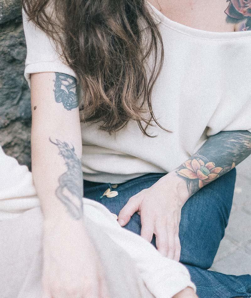 jersey beige ecológico mujer