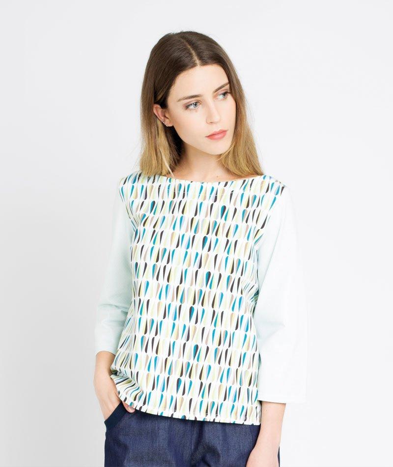 camiseta algodón moda sostenible