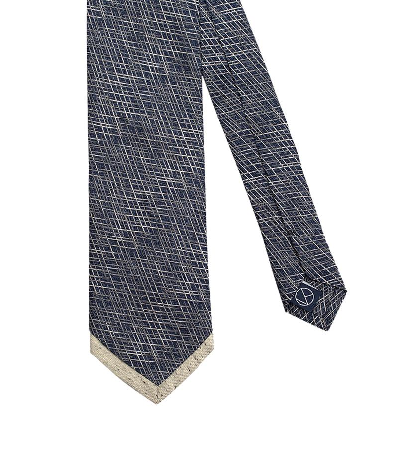 corbata original y artesana