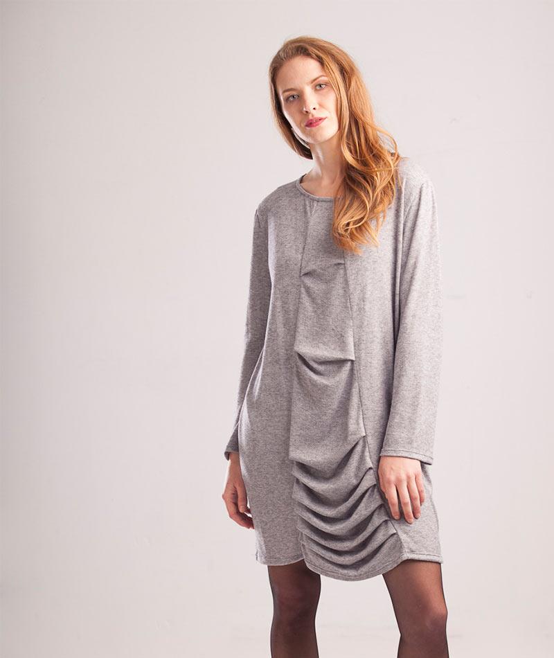 vestido-punto-gris