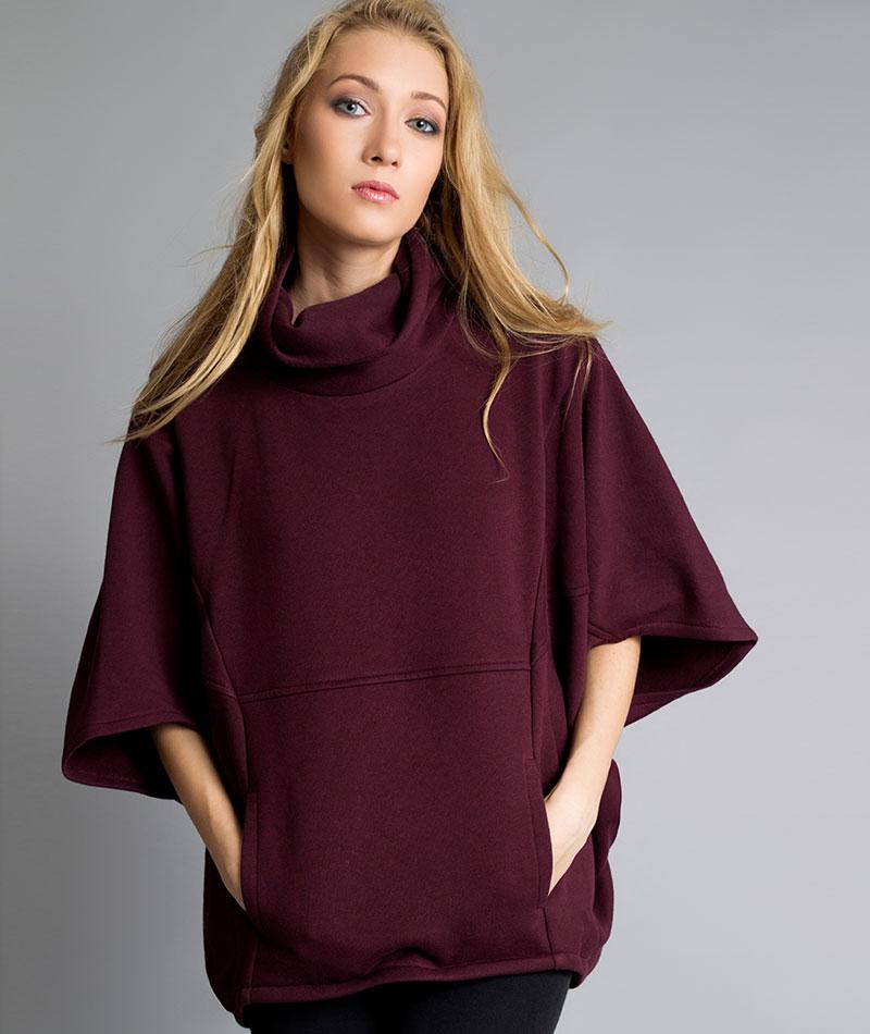 poncho-algodon-organico-violeta-irema-slow