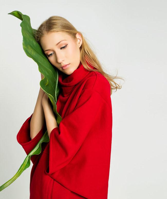 poncho-rojo-algodon-organico