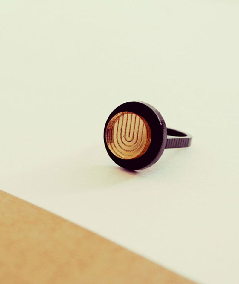 anillo-nueva-york-metacrilato-negro-dorado