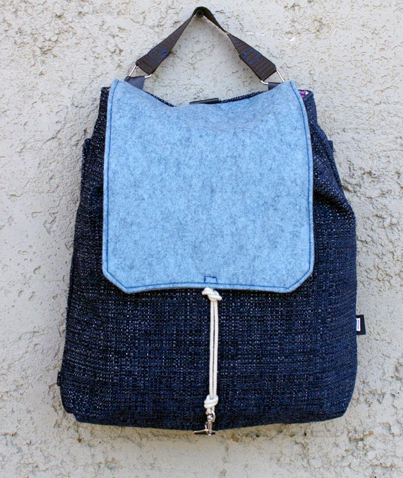 mochila-bandolera-comoda-azul