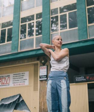 Blusa algodón ecológico the goood shop
