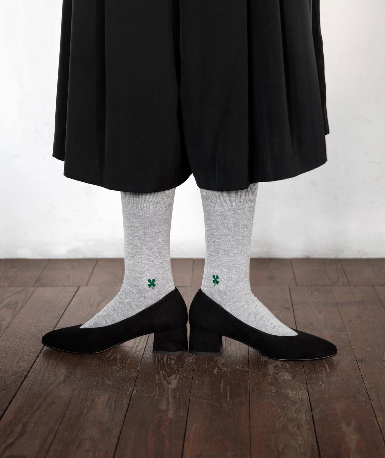 calcetines 100% algodón orgánico certificado GOTS