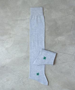 calcetines 100% algodón egipcio orgánico