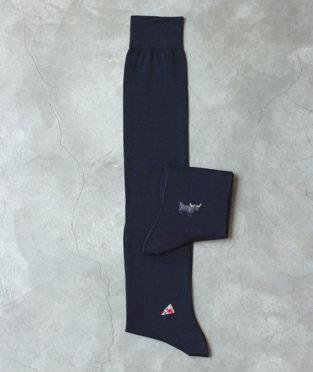 calcetines clásicos italianos 100% algodón margherita bufala