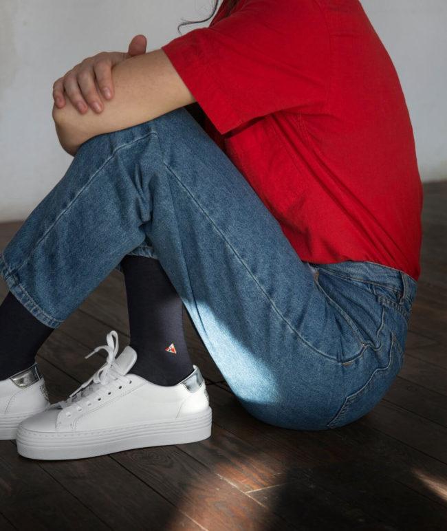 calcetines 100% algodón fabricados en España