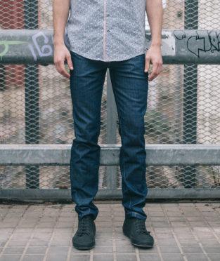mens eco-friendly jeans