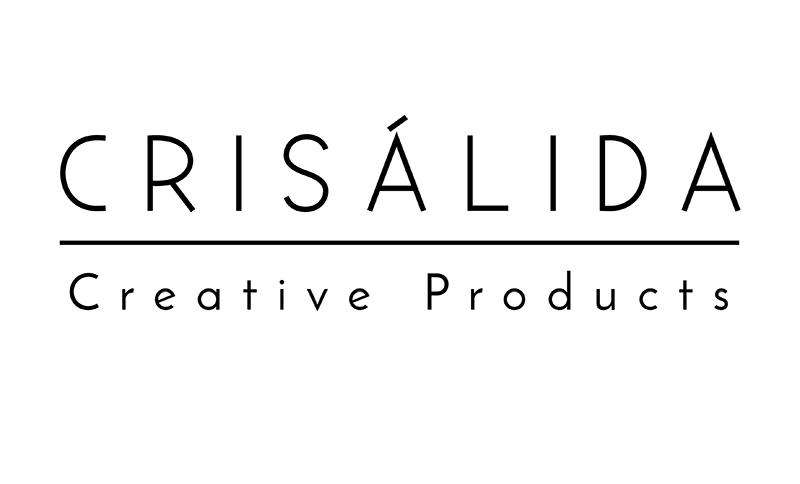 logotipo crisálida