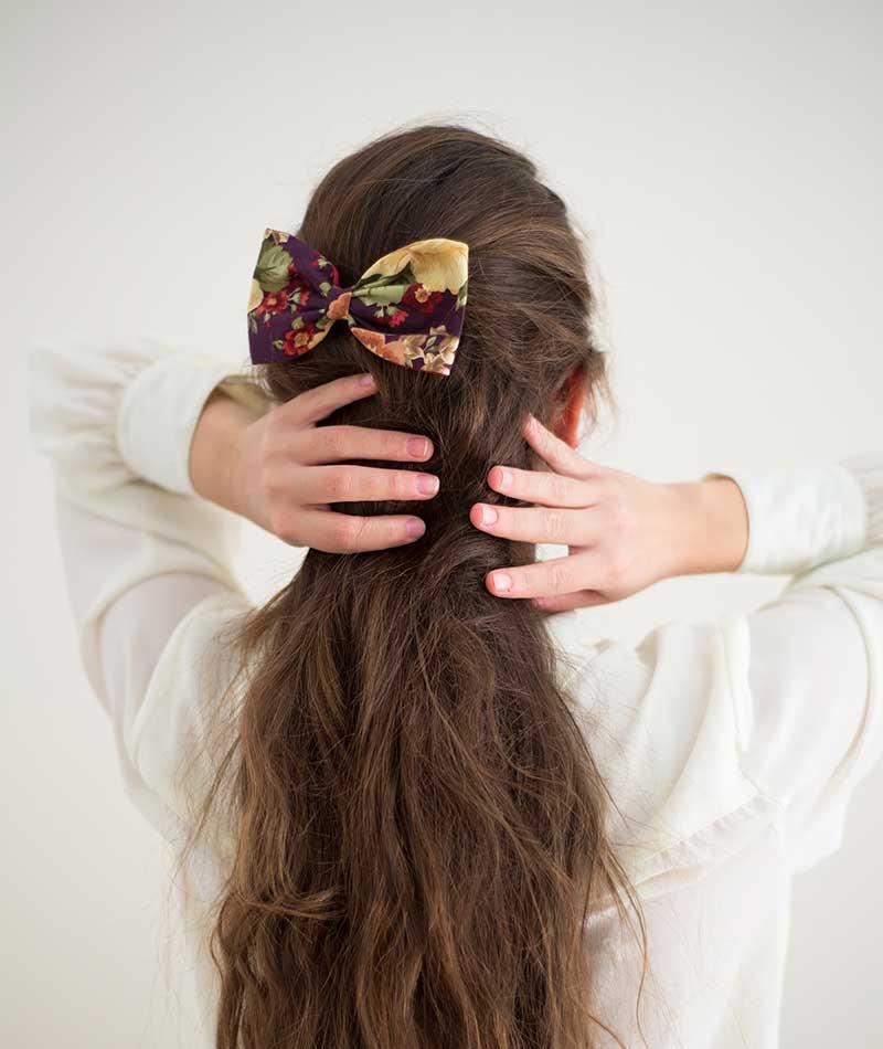 lazo para el pelo nuevemi
