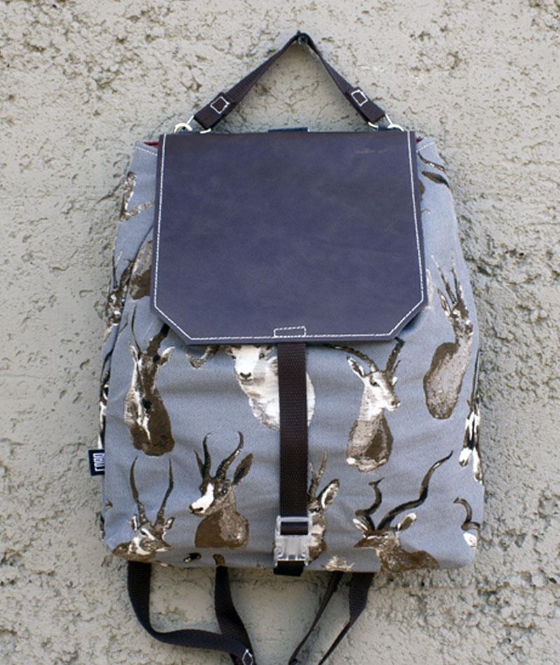 mochila pequeña nia hecha en españa