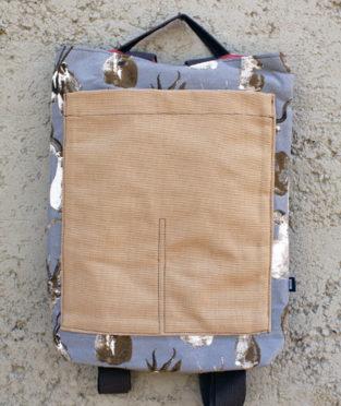 mochila estilo japonés zero waste