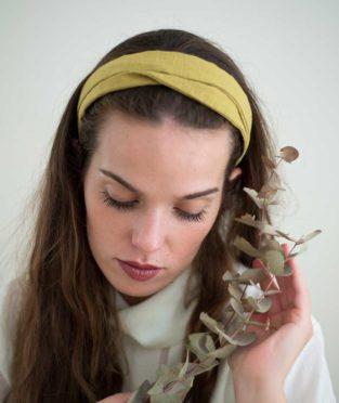 turbante diadema vintage nuevemi