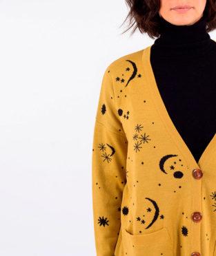 chaqueta de lana merina fabricación ética y sostenible