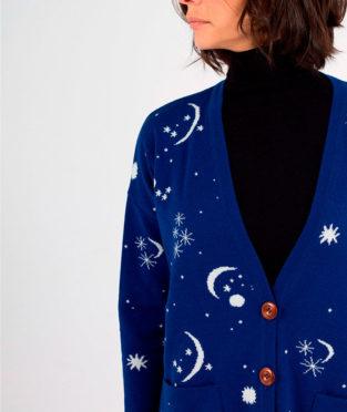 chaqueta de lana merina moda ética hecha en españa