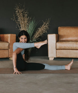 mallas de yoga ecológicas hechas en España