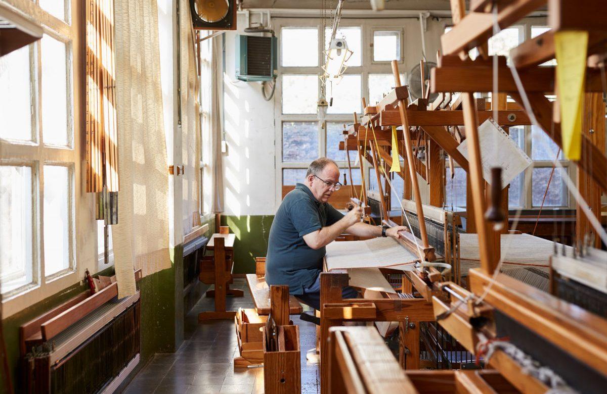 el taller de teixidors