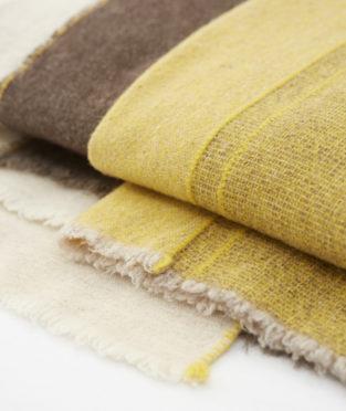 manta teixidors diseñada por Faye Toogood