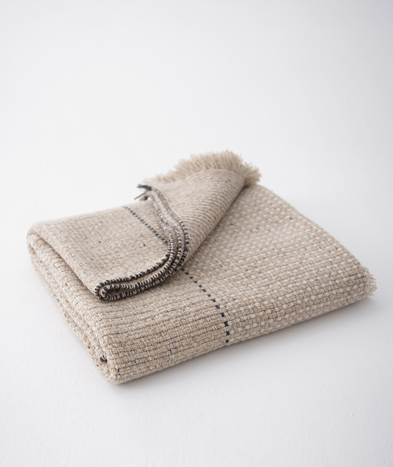 teixidors manta ecologica artesana hecha en España