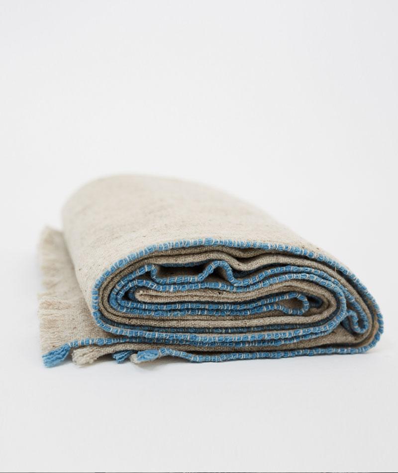 manta teixidors de lana merina ecológica