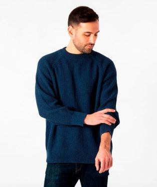 jersey de tricot con hilo Infinit Denim