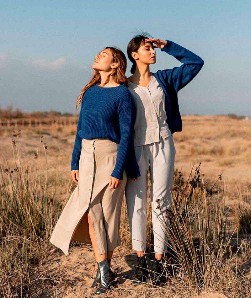 chaqueta de lana fabricada en España