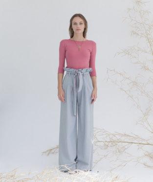 ropa de mujer ecologica hecha en España
