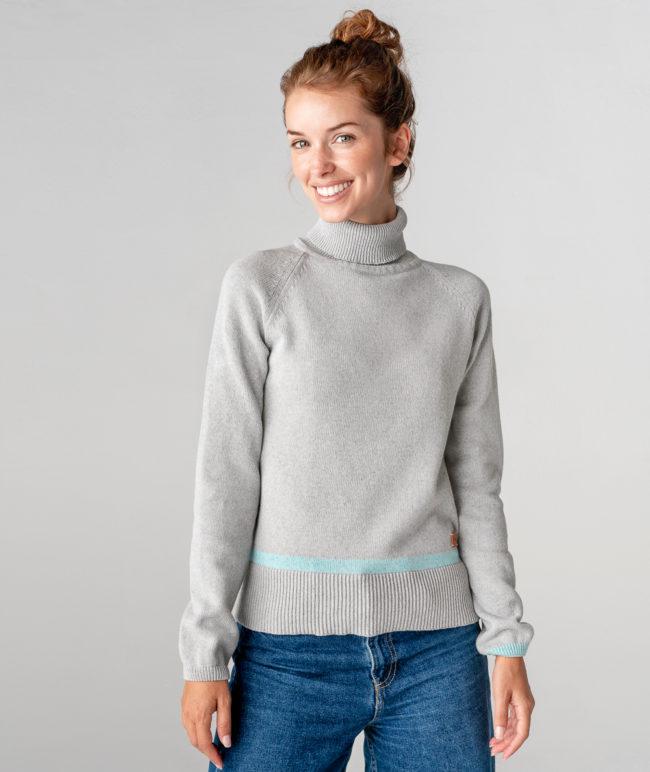jersey de algodón orgánico hecho en españa