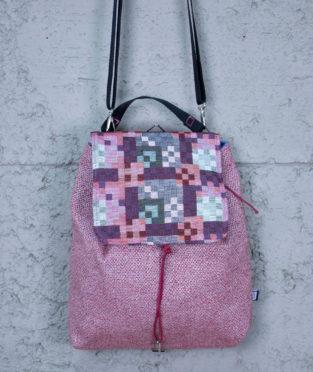 mochila mini hecha en España artesanalmente