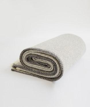manta de cama Teixidors lana merina ecológica