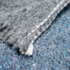 manta de cama teixidors lana merina seda