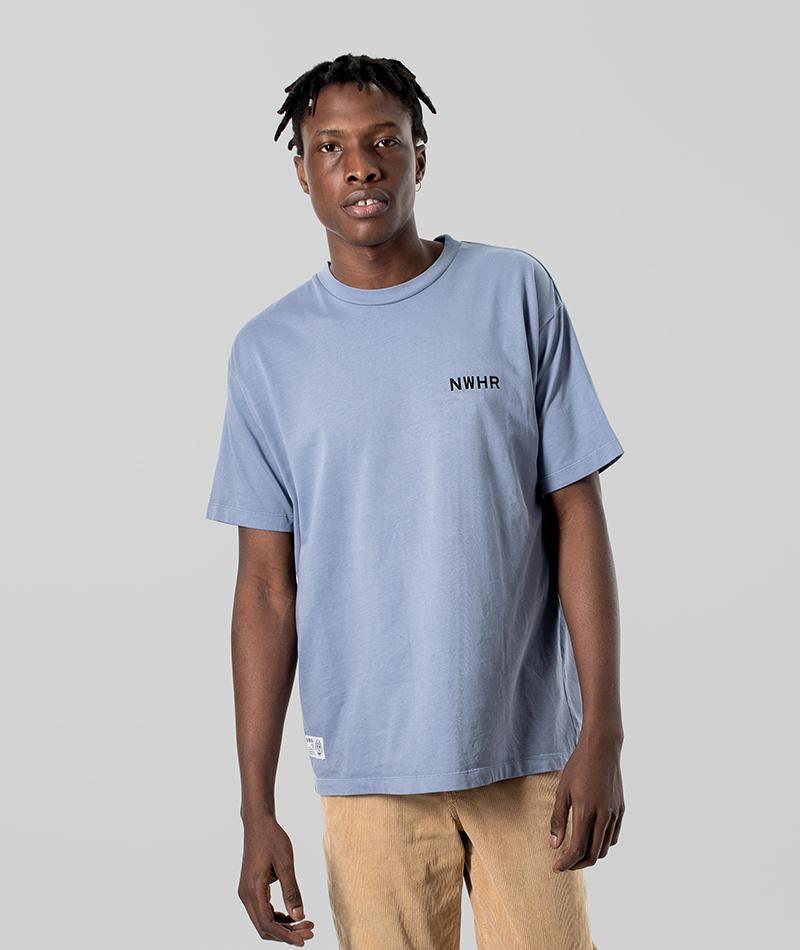 camiseta 100% algodón orgánico hecha en portugal