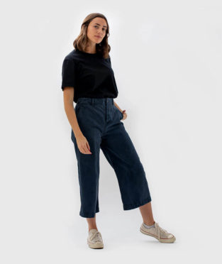 pantalones reciclados verano Infinit Denim