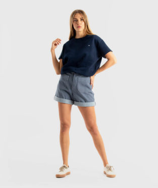 shorts reciclados Infinit Denim Barcelona