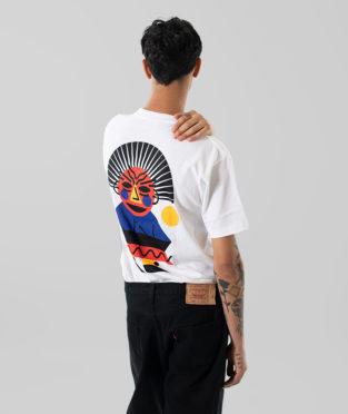 camiseta algodón orgánico entroido