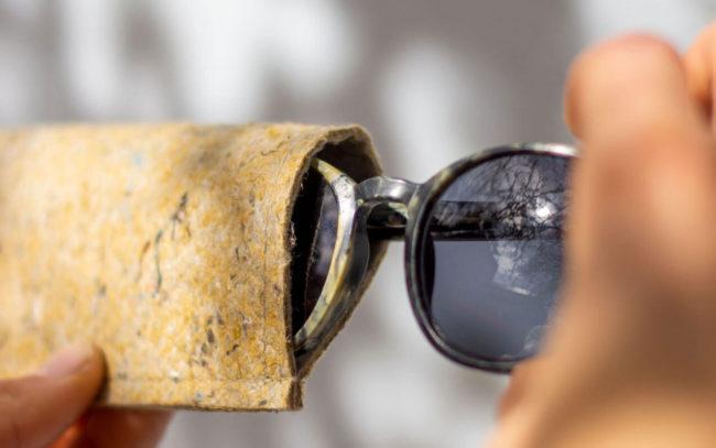 funda gafas sostenibles y sociales