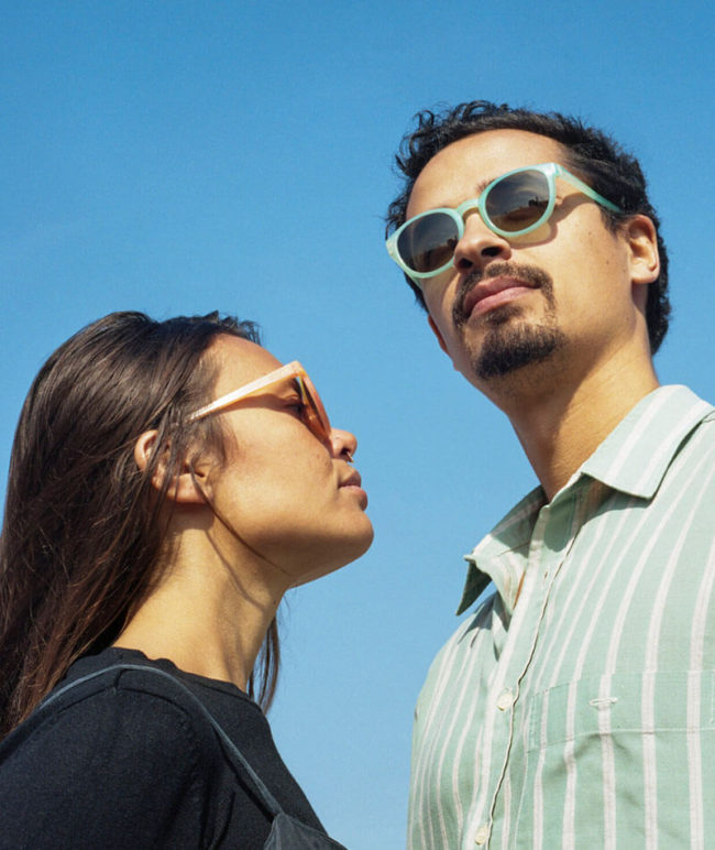 gafas de sol sostenibles fos barcelona