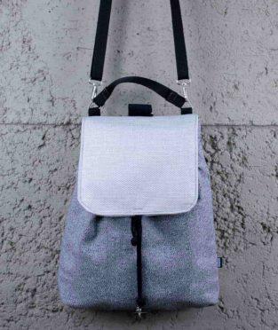 mochila residuo cero hecha en España