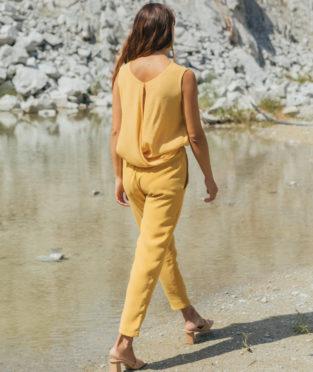 pantalon mujer hecho en Barcelona