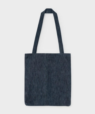 tote bag upcycled infinit denim barcelona